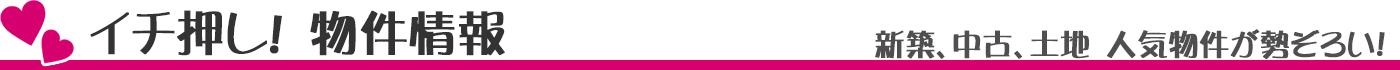 埼玉県日高市の新築戸建、中古戸建、土地の売買と仲介 日高ハウジングプラザの物件情報