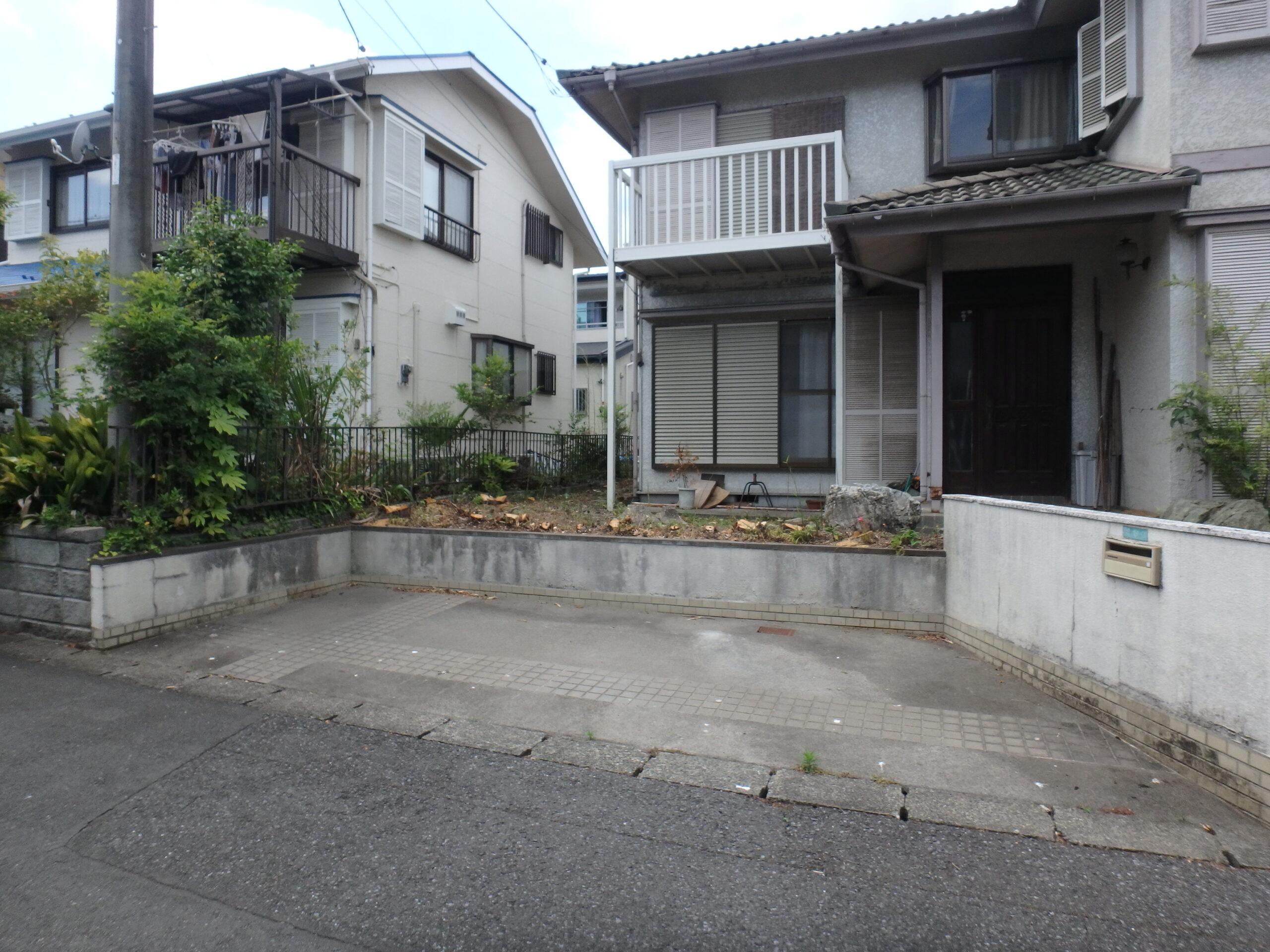 武蔵台三丁目売地